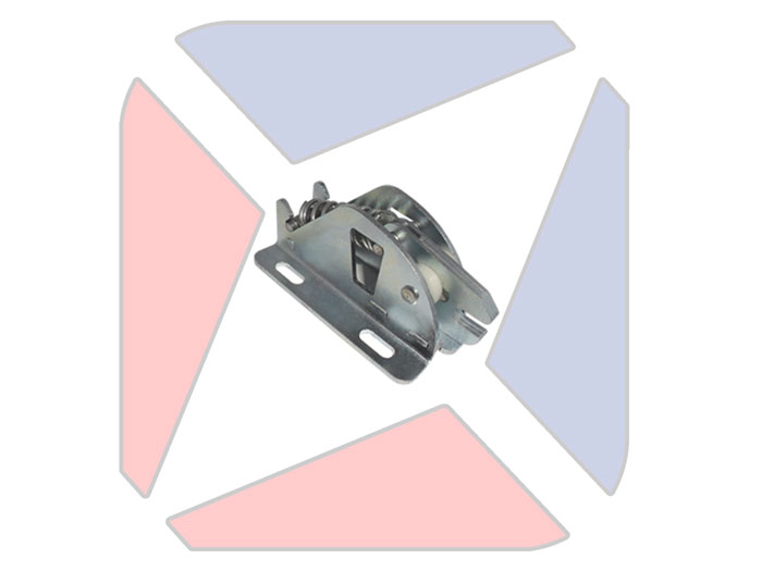 Baggage Lock Middle Siz Metal Mouth , bus fender , bus bumper , bus spare part