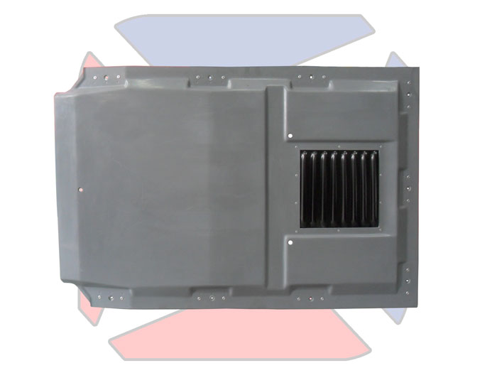 Motor Bottom Covering A3566800607, bus bumper , bus fender , bus spare part