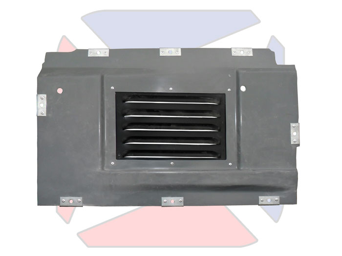 Radiator Bottom Covering A6136806207 , bus bumper , bus fender , bus spare part