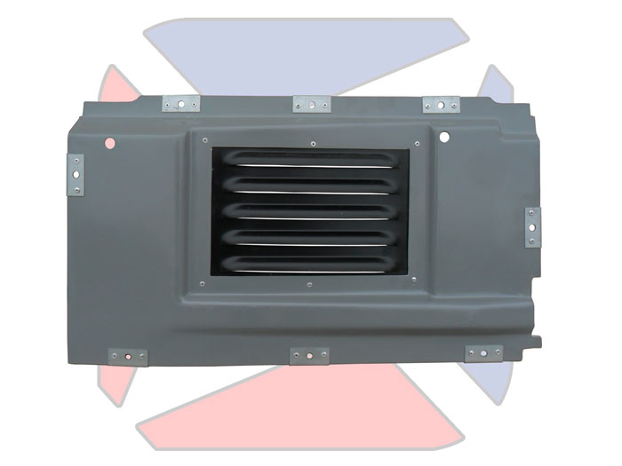 Radiator Bottom Covering A3566800507, bus bumper , bus fender , bus spare part