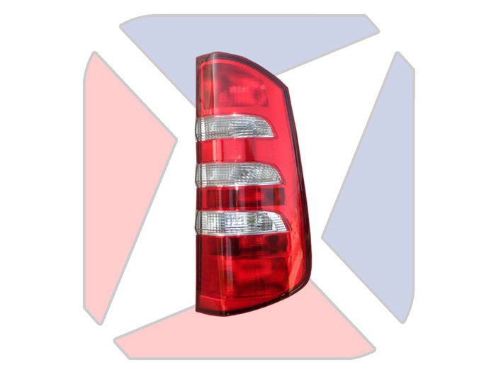 Travego Rear Stop Lamp Right A0008205064 , bus fender , bus bumper , bus spare part , body part