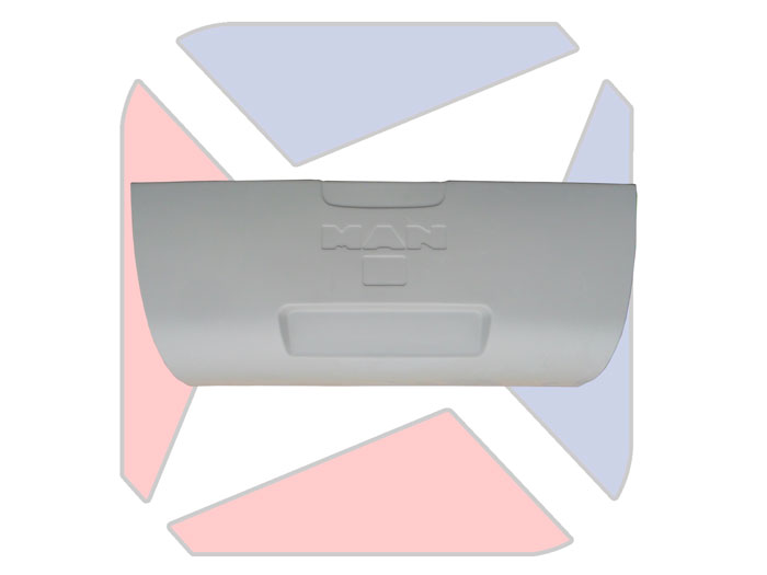 Man Fortuna Front Covering 81732016132 , bus fender , bus bumper , bus spare part